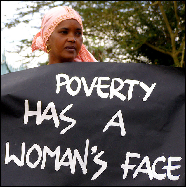 Poverty, Women and World Hunger