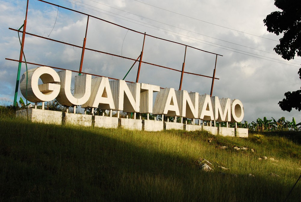 Close Guantanamo by Mabel Leon