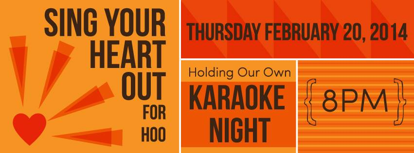 Sing Your Heart Out for the Love of HOO!