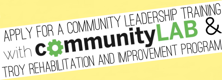 communityLAB: community organizing is for everyone