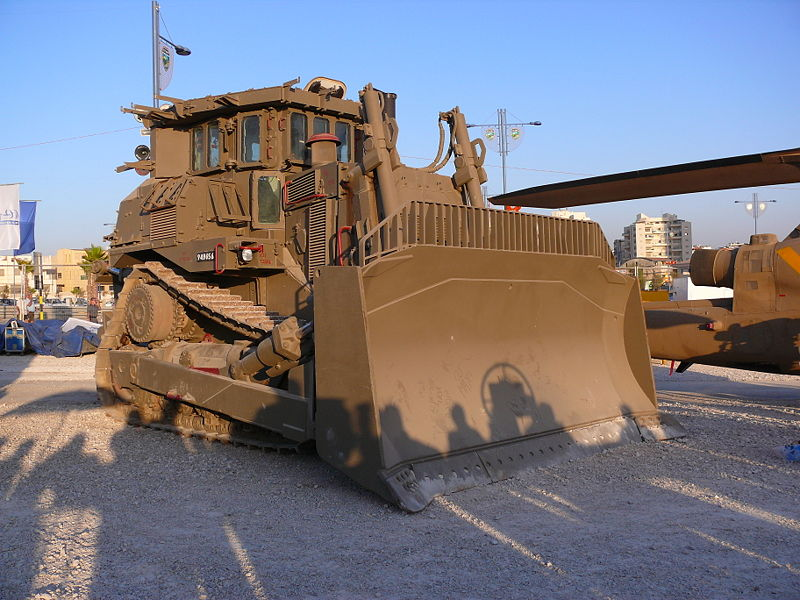 Caterpillar For Rachel Corrie